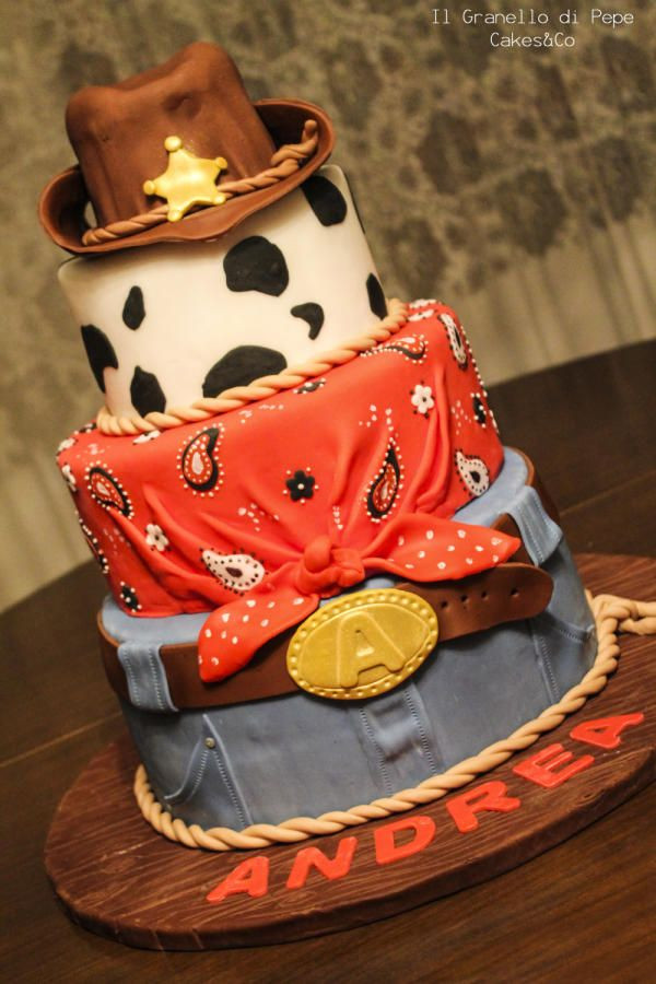 Best ideas about Western Birthday Cake . Save or Pin 17 Best ideas about Cowboy Birthday Cakes on Pinterest Now.