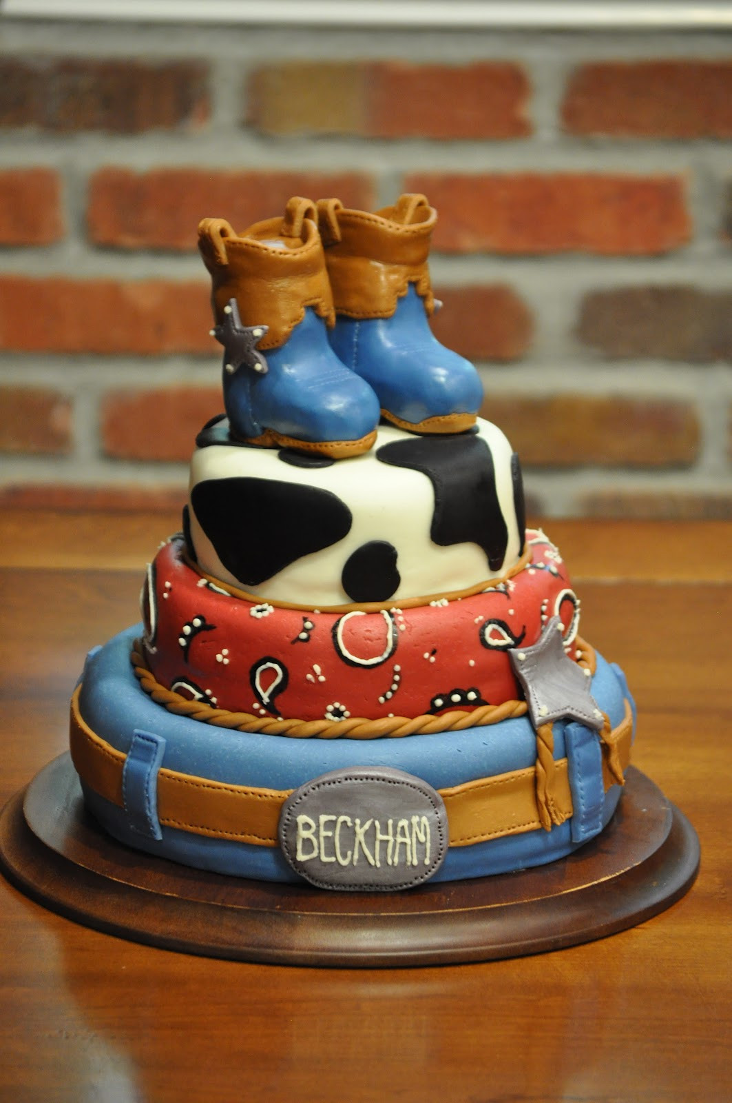 Best ideas about Western Birthday Cake . Save or Pin cowboy party decorations Archives events to CELEBRATE Now.