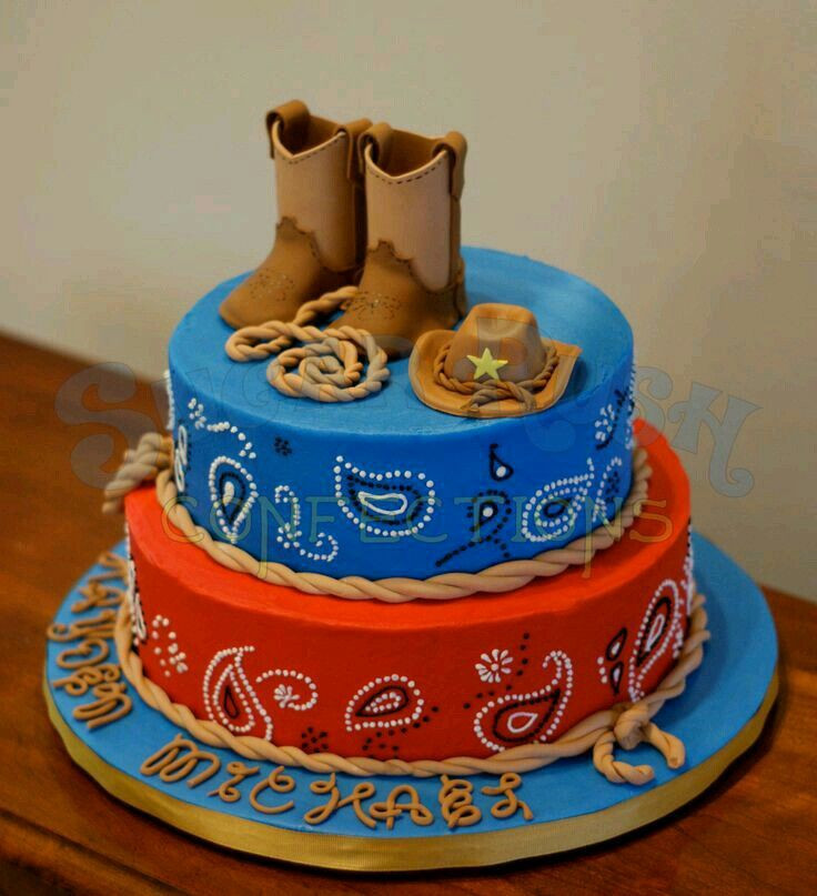 Best ideas about Western Birthday Cake . Save or Pin 1577 best images about Farm Western Horse Cakes on Now.