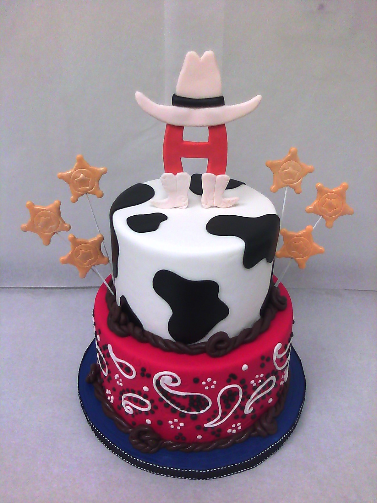 Best ideas about Western Birthday Cake . Save or Pin Houston Rodeo Cake Now.