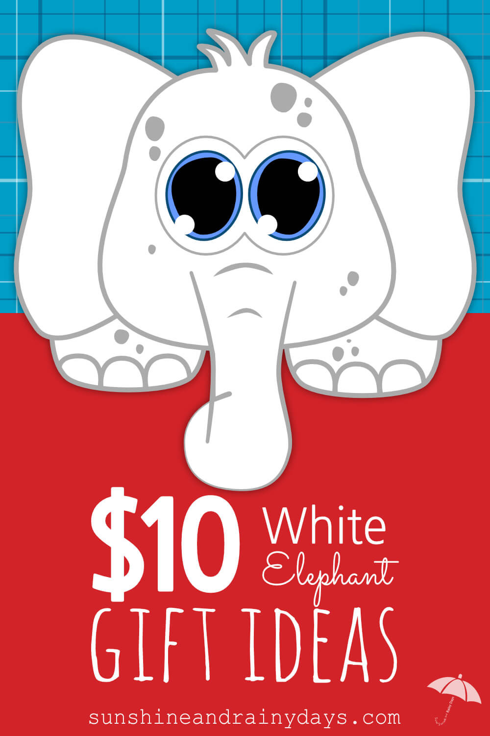 Best ideas about What Is A White Elephant Gift Exchange Ideas . Save or Pin $10 White Elephant Gift Exchange Ideas Sunshine and Now.
