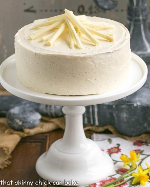 Best ideas about White Birthday Cake . Save or Pin White Birthday Cake Now.