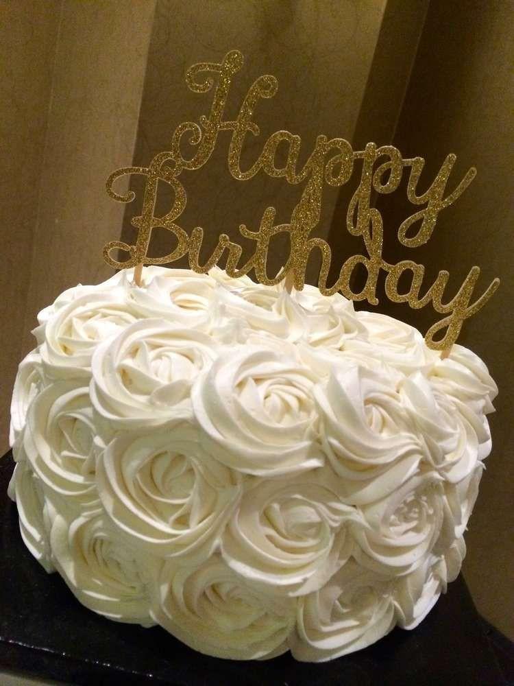 Best ideas about White Birthday Cake . Save or Pin Birthday Party Ideas Gorgeous Cakes Now.