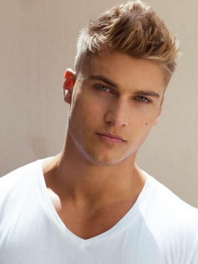Best ideas about White Boys Hairstyles . Save or Pin 30 Greatest leading Mode White Boy Fades Haircuts in this Now.