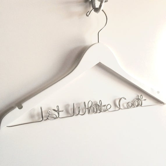 Best ideas about White Coat Ceremony Gift Ideas . Save or Pin White Coat Ceremony Gift Doctor Hanger Medical School Now.