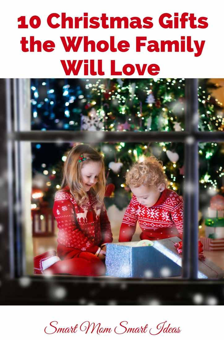 Best ideas about Whole Family Gift Ideas . Save or Pin 10 Gifts the Whole Family Will Love Now.
