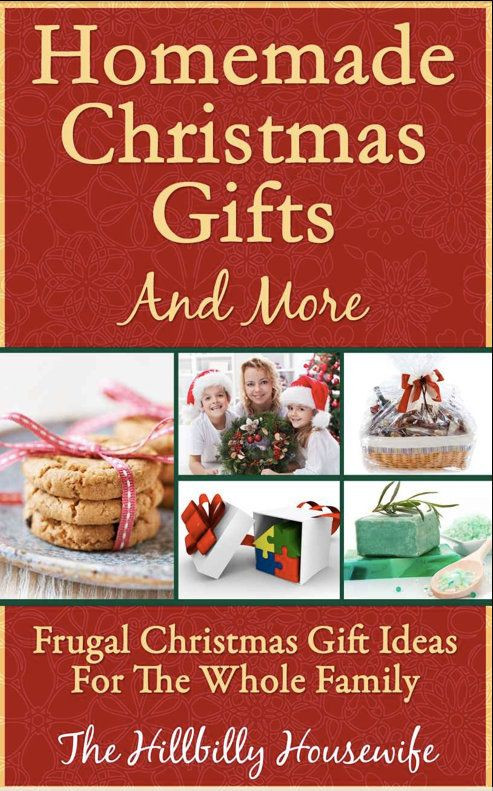 Best ideas about Whole Family Gift Ideas . Save or Pin DIY Homemade Christmas Gift Ideas Now.