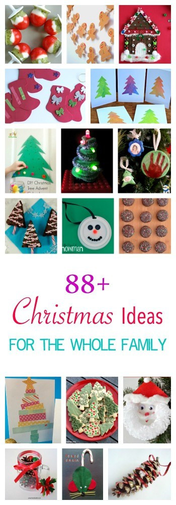 Best ideas about Whole Family Gift Ideas . Save or Pin 88 Christmas Ideas for the Whole Family PELITABANGSA CA Now.
