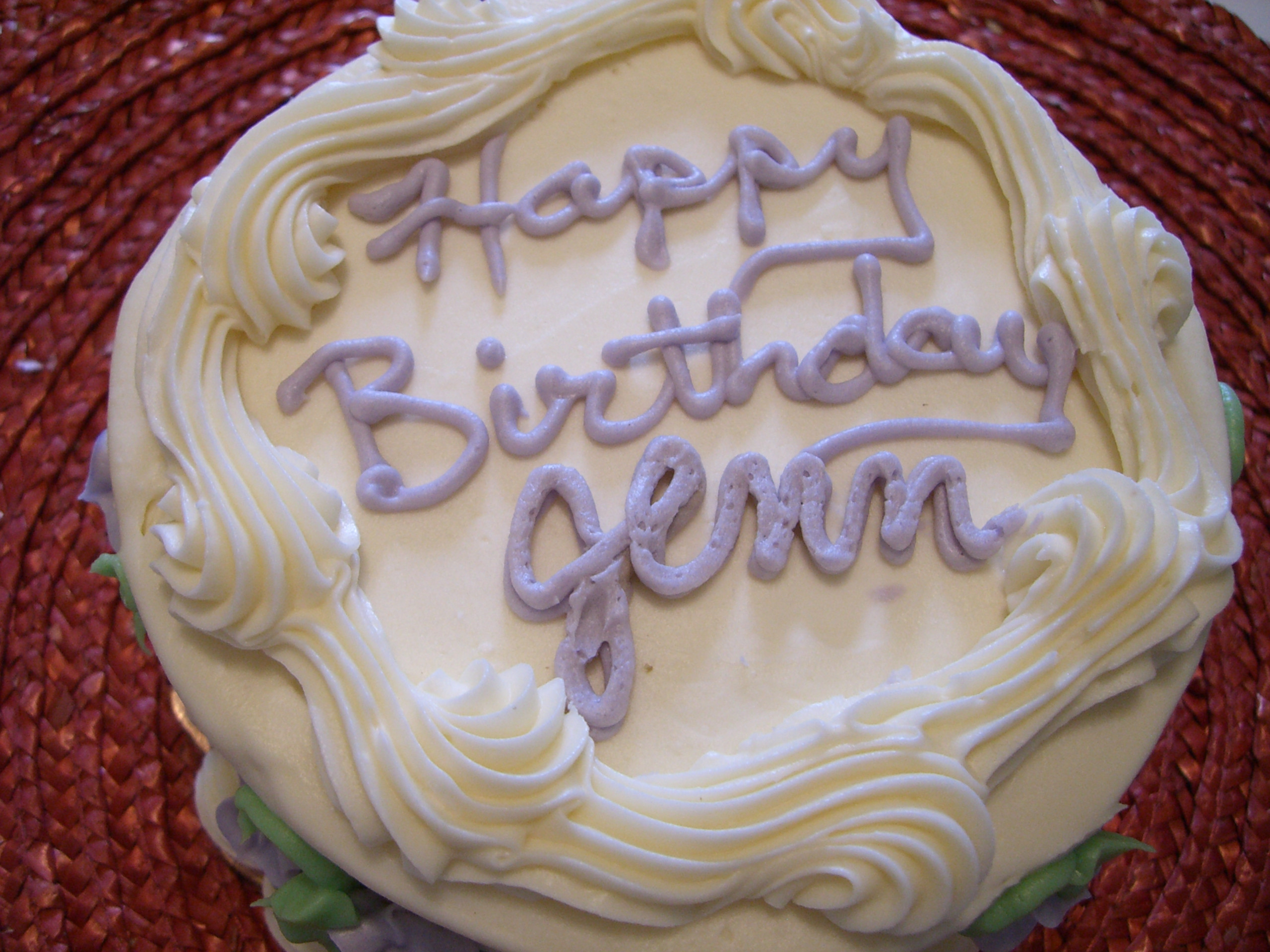 Best ideas about Whole Foods Birthday Cake . Save or Pin Birthday 'cakes' — eating bender Now.