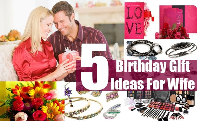 Best ideas about Wife Birthday Gift Ideas . Save or Pin Birthday Gift Ideas For Wife Best Birthday Gift Ideas Now.