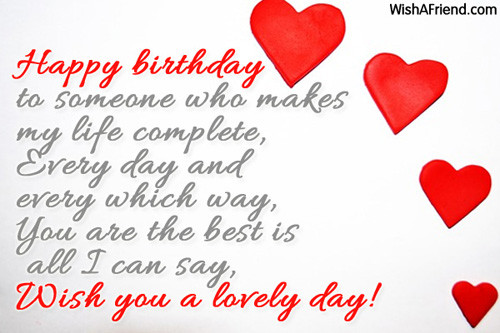Best ideas about Wife Birthday Wishes . Save or Pin Birthday Wishes For Wife Page 3 Now.