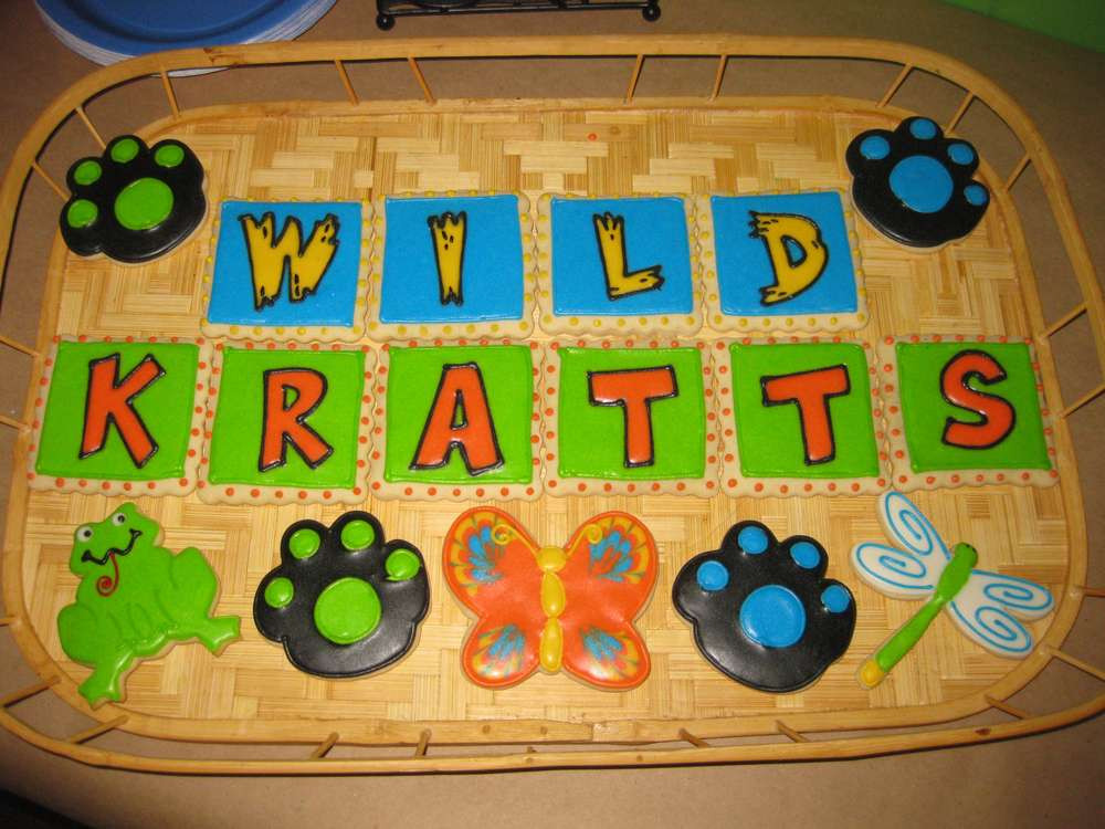 Best ideas about Wild Kratts Birthday Party . Save or Pin Wild Kratts Birthday Party Ideas 8 of 37 Now.