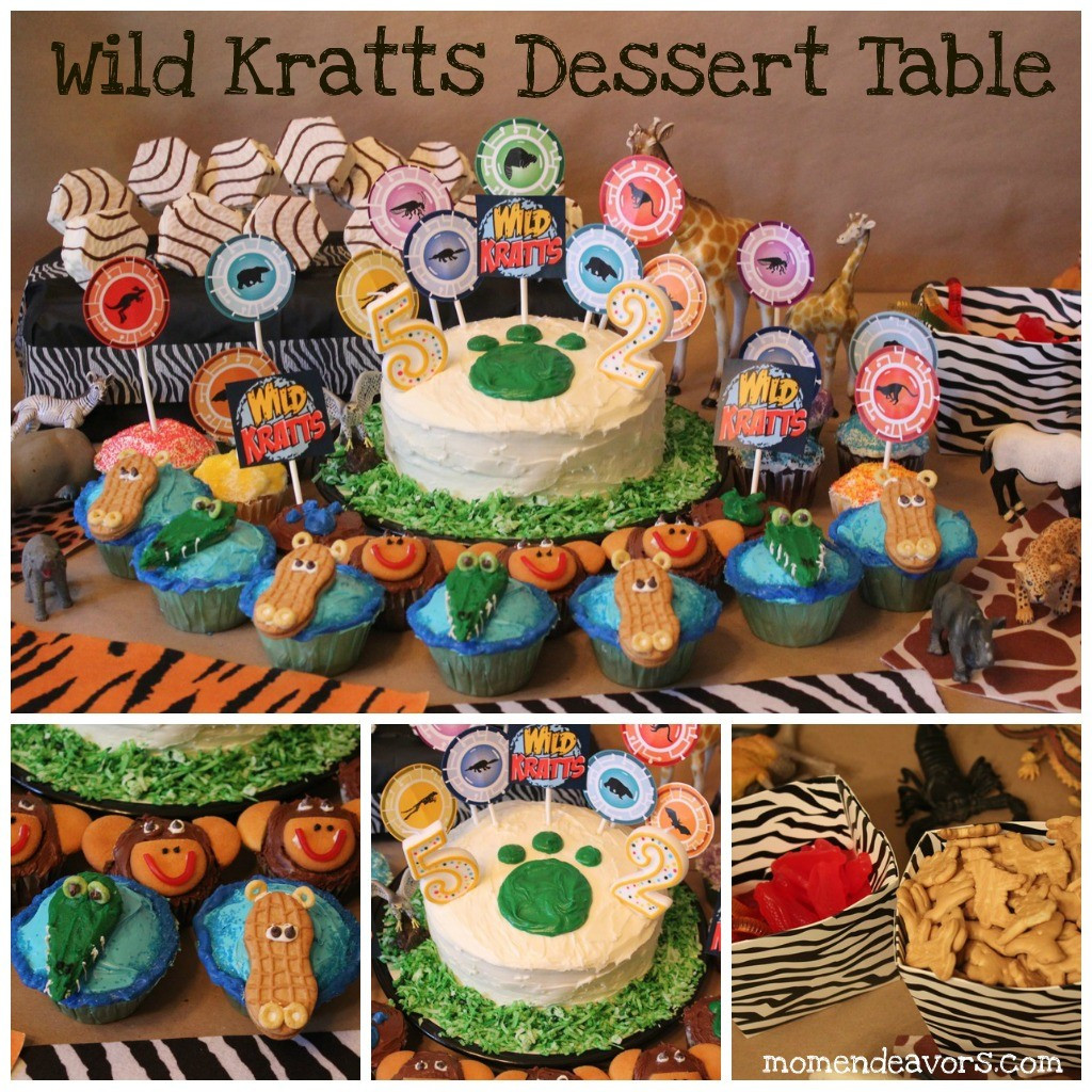Best ideas about Wild Kratts Birthday Party . Save or Pin Wild Kratts Birthday Party Now.