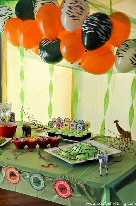Best ideas about Wild Kratts Birthday Party . Save or Pin Wild Kratts Birthday Party Fun Ideas For Food Decor and Now.
