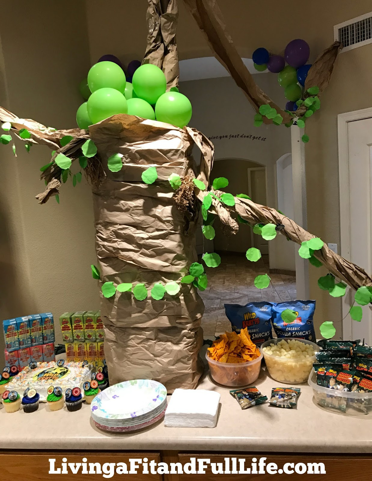 Best ideas about Wild Kratts Birthday Party . Save or Pin Living a Fit and Full Life The Ultimate Wild Kratts Now.