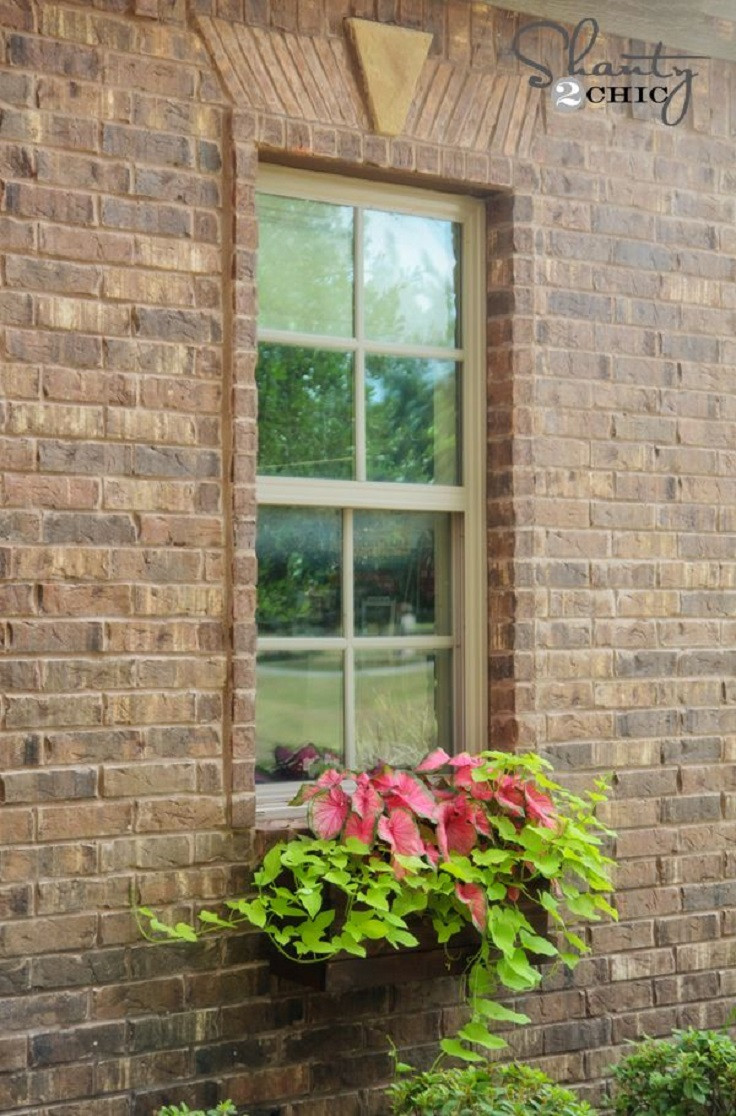 Best ideas about Window Boxes DIY . Save or Pin Top 10 Best DIY Window Boxes Top Inspired Now.