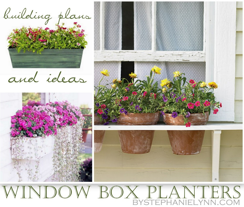 Best ideas about Window Boxes DIY . Save or Pin Someday Crafts 10 DIY Window Boxes Now.