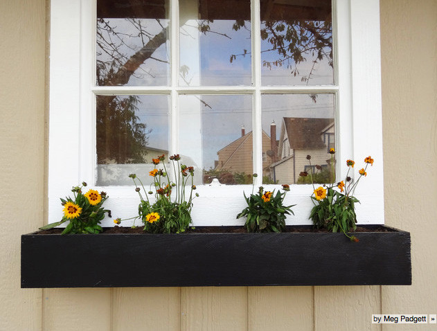 Best ideas about Window Boxes DIY . Save or Pin diy window boxes and planters modern to rustic Now.