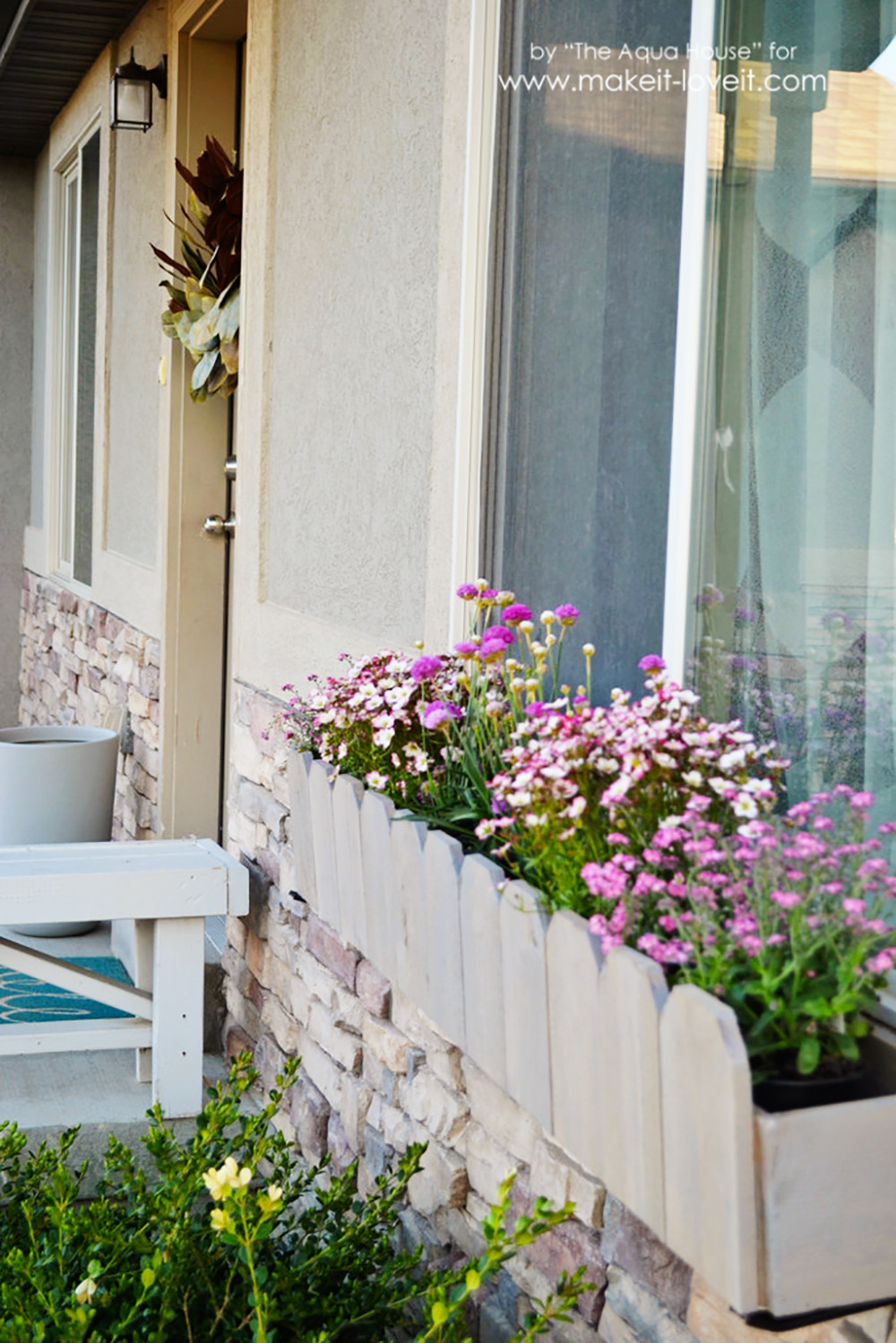 Best ideas about Window Flower Boxes DIY . Save or Pin DIY Window Flower Boxes Now.