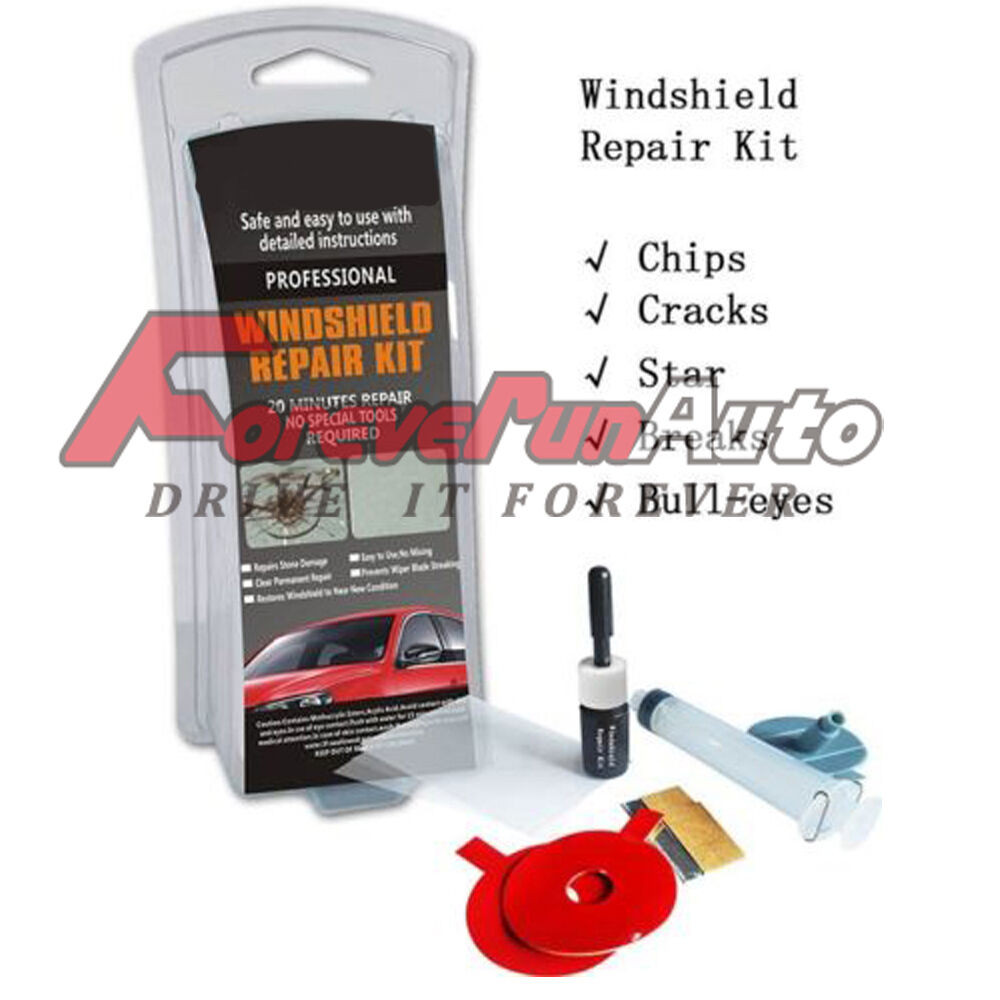 Best ideas about Windshield Crack Repair DIY . Save or Pin Windscreen Windshield Repair Tool DIY Car Auto Kit Glass Now.