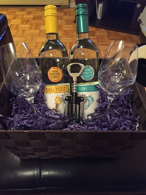 Best ideas about Wine Basket Gift Ideas . Save or Pin Unique affordable and AWESOME ts for wine lovers Now.
