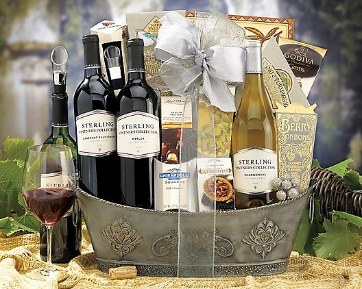 Best ideas about Wine Basket Gift Ideas . Save or Pin Best 25 Wine t baskets ideas on Pinterest Now.