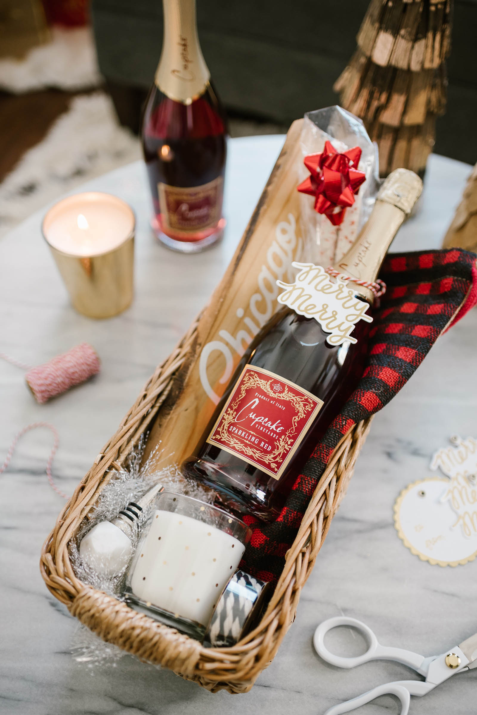 Best ideas about Wine Basket Gift Ideas . Save or Pin diy wine t baskets Do It Your Self Now.