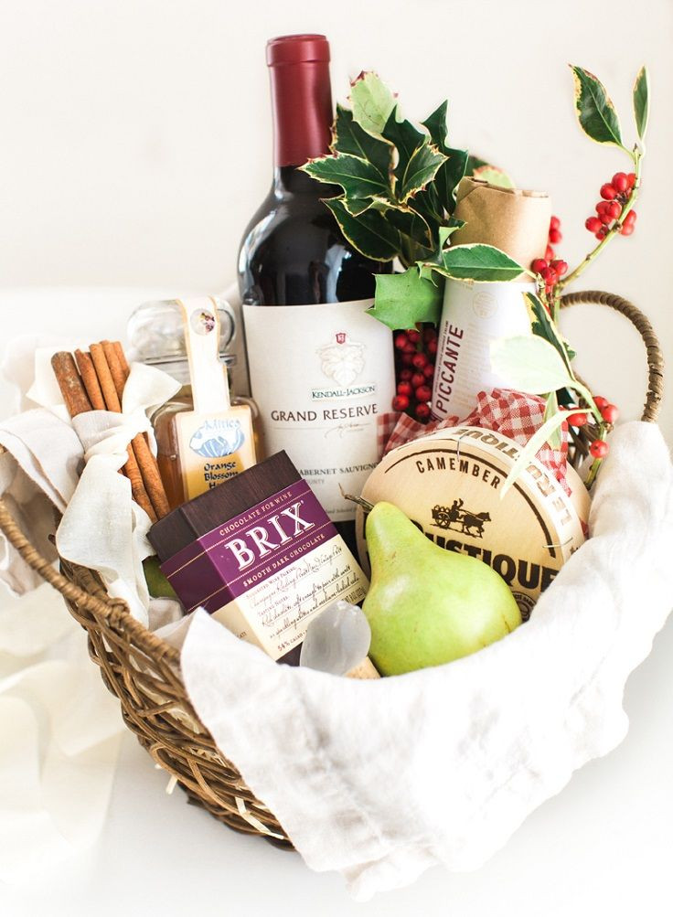 Best ideas about Wine Basket Gift Ideas . Save or Pin Top 10 DIY Creative and Adorable Gift Basket Ideas Now.