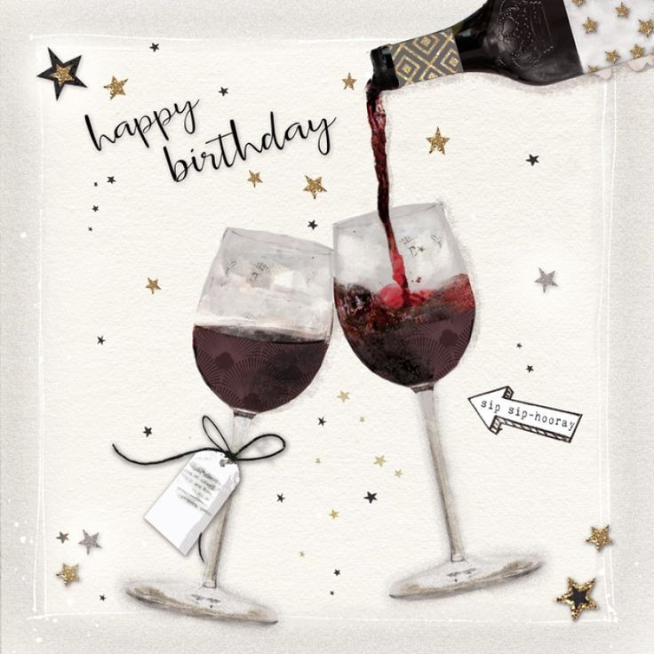 Best ideas about Wine Birthday Wishes . Save or Pin 2509 best images about Happy Birthday Greetings on Now.