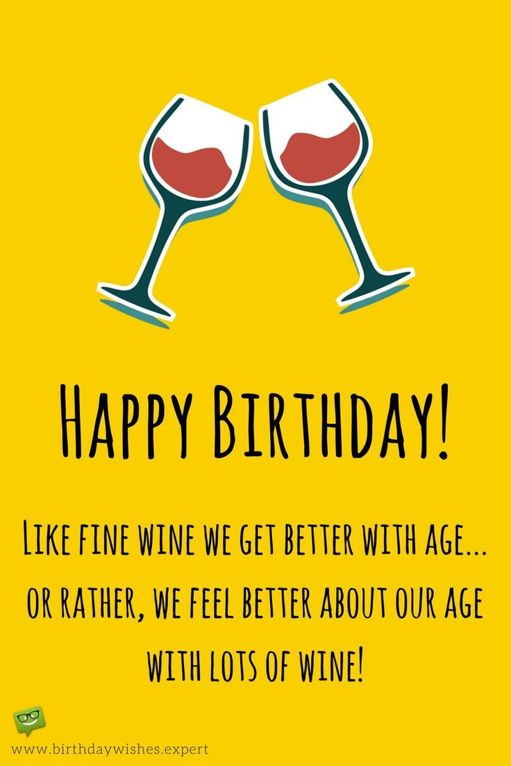 Best ideas about Wine Birthday Wishes . Save or Pin Make her Smile Funny Birthday Wishes for your Wife Now.