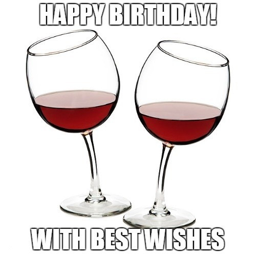 Best ideas about Wine Birthday Wishes . Save or Pin 30 Happy Birthday Wine Memes Now.