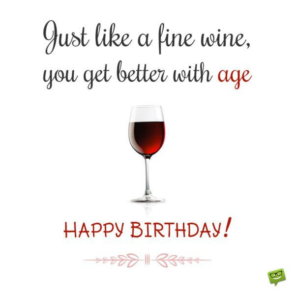 Best ideas about Wine Birthday Wishes . Save or Pin Send these Funny Birthday Wishes to your Husband Now.