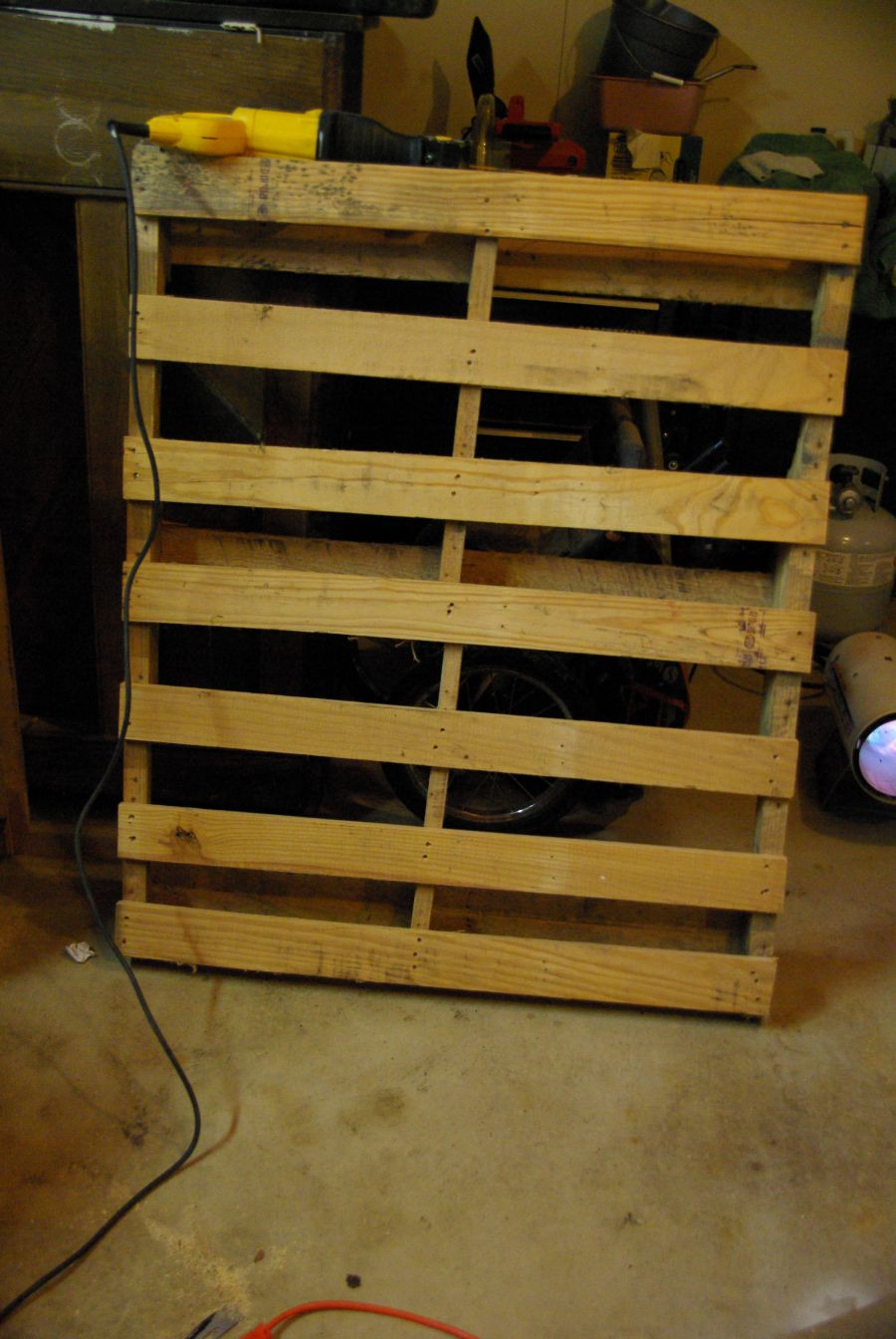 Best ideas about Wine Rack DIY . Save or Pin DIY Wall Mounted Wine Racks Made Pallets Now.