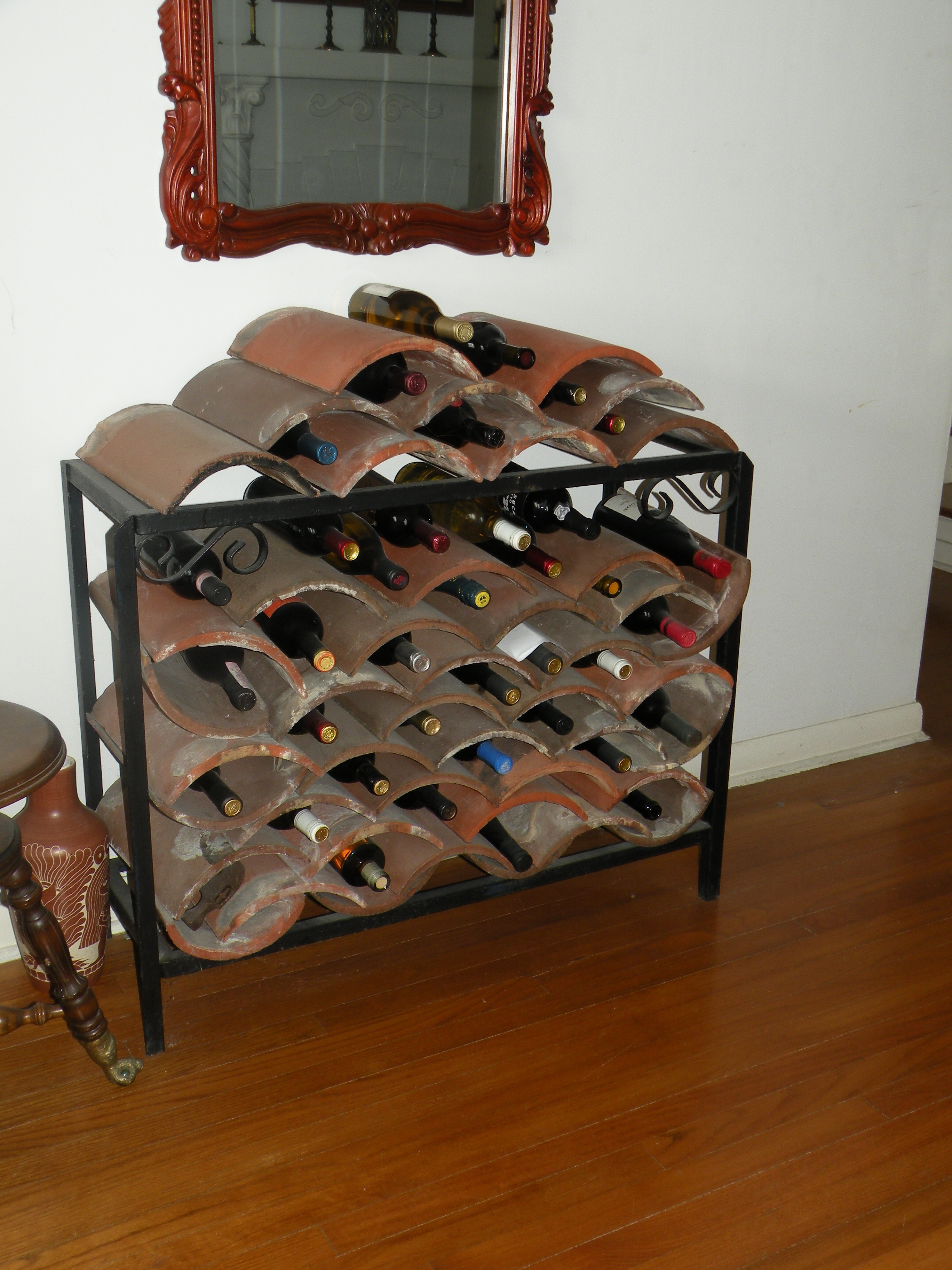 Best ideas about Wine Rack DIY . Save or Pin DIY Wine Rack Now.