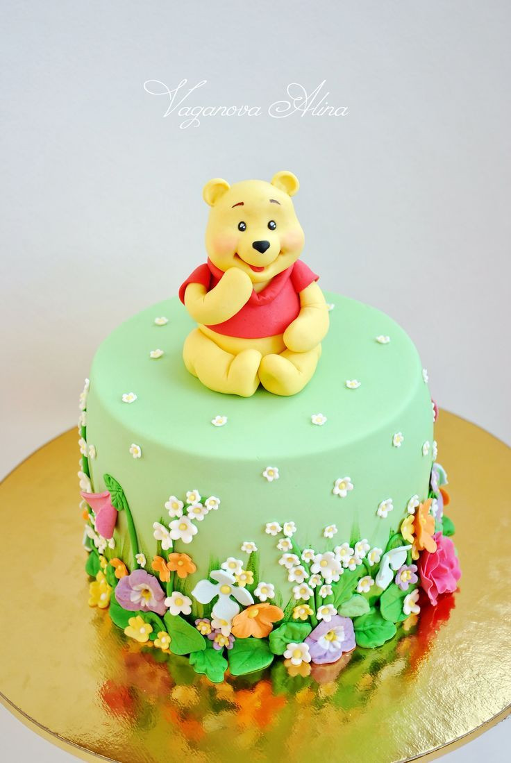 Best ideas about Winnie The Pooh Birthday Cake . Save or Pin 693 best images about Disney s Winnie the Pooh and Friends Now.