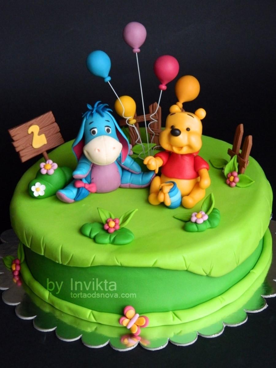 Best ideas about Winnie The Pooh Birthday Cake . Save or Pin Winnie The Pooh Birthday Cake CakeCentral Now.