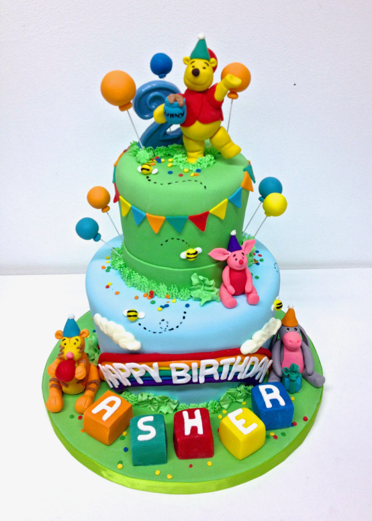 Best ideas about Winnie The Pooh Birthday Cake . Save or Pin Nashville Sweets Now.