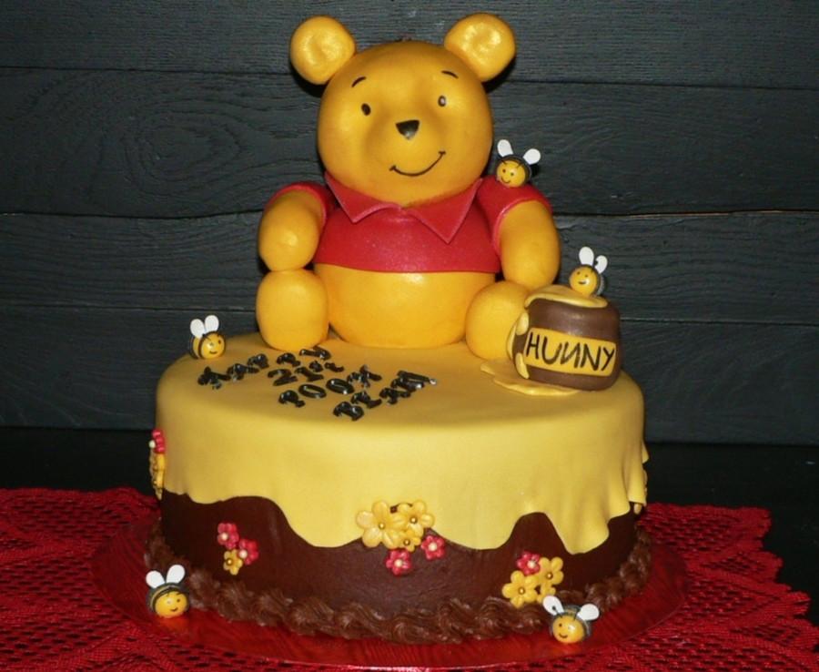 Best ideas about Winnie The Pooh Birthday Cake . Save or Pin Winnie The Pooh 21St Birthday Cake CakeCentral Now.