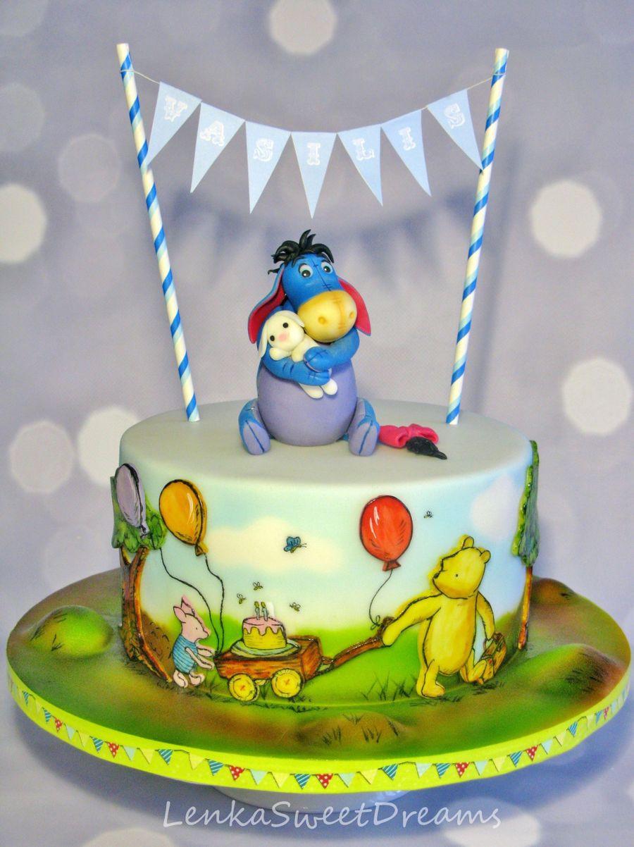 Best ideas about Winnie The Pooh Birthday Cake . Save or Pin Winnie The Pooh Story Cake CakeCentral Now.