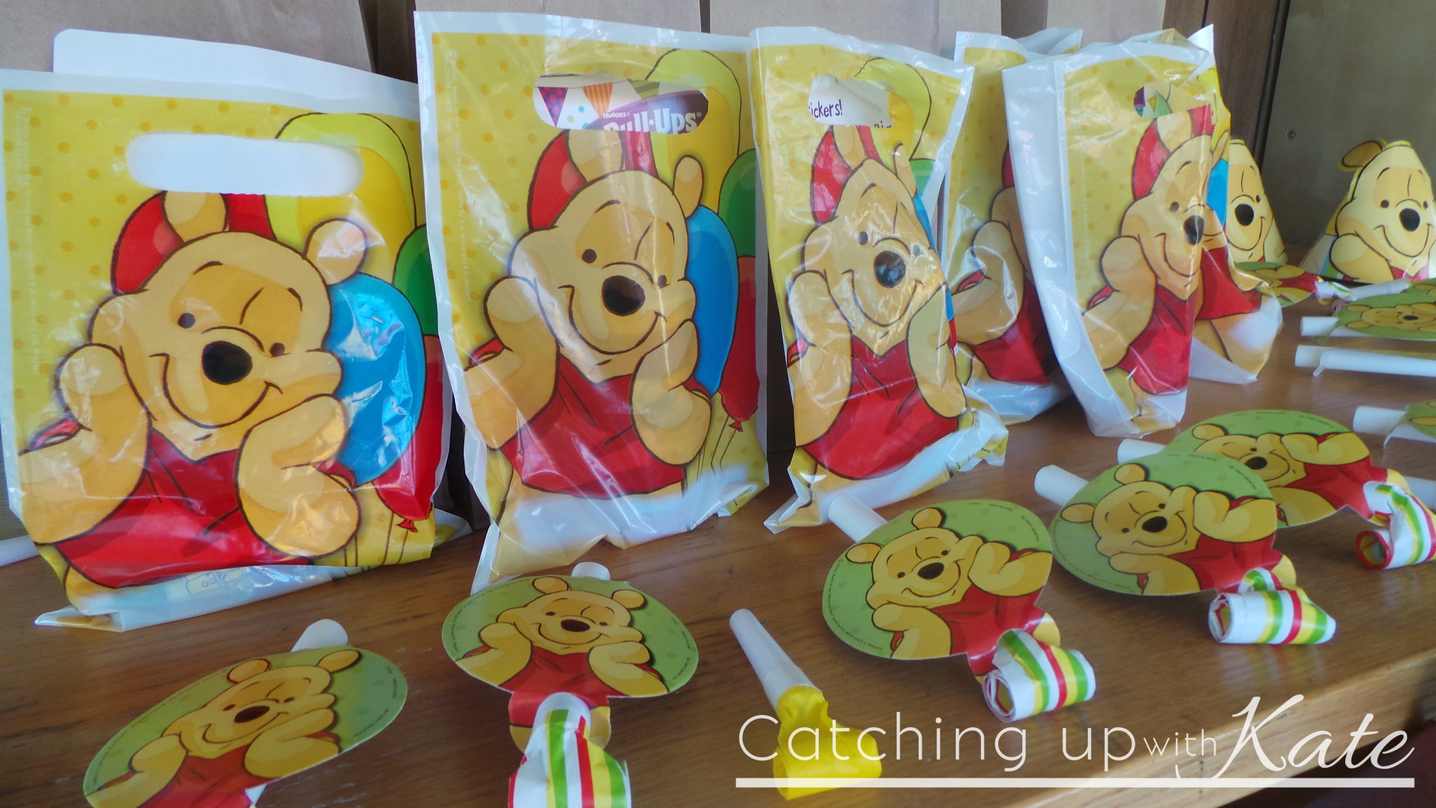Best ideas about Winnie The Pooh Birthday Decorations . Save or Pin Winnie the Pooh Birthday Party Now.