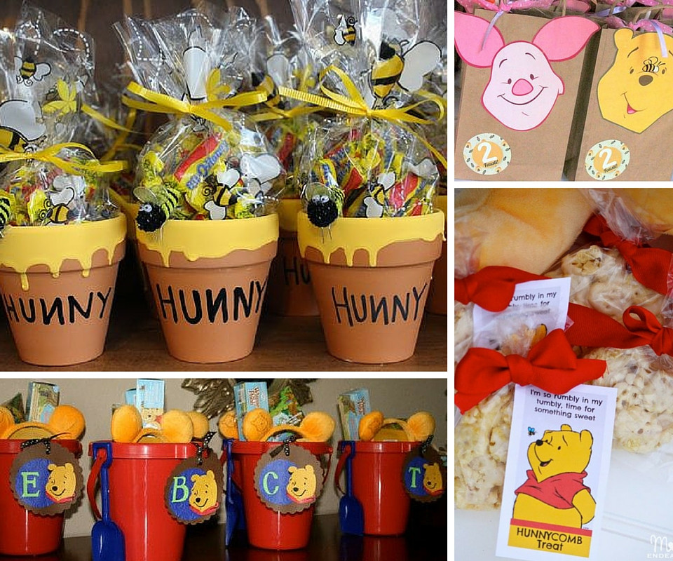 Best ideas about Winnie The Pooh Birthday Decorations . Save or Pin Winnie the Pooh Party Ideas Now.