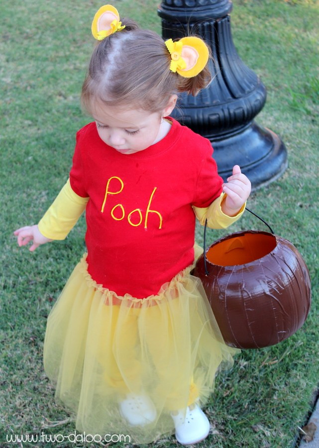 Best ideas about Winnie The Pooh Costume DIY . Save or Pin World Book Day Costume Ideas In The Playroom Now.
