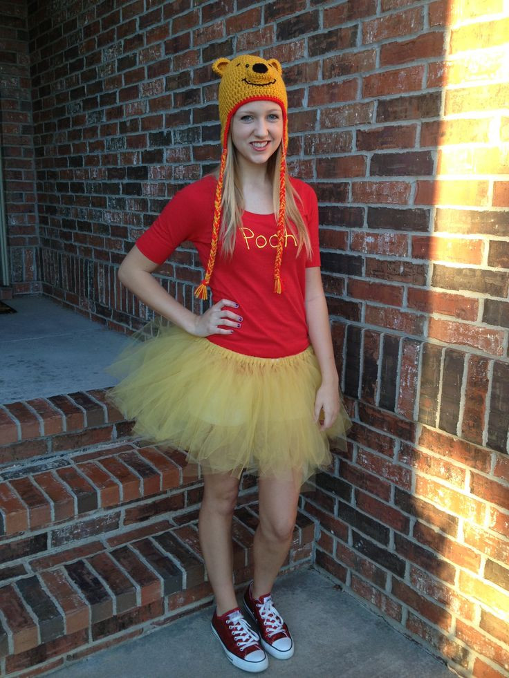 Best ideas about Winnie The Pooh Costume DIY . Save or Pin 17 Best ideas about Winnie The Pooh Costume on Pinterest Now.