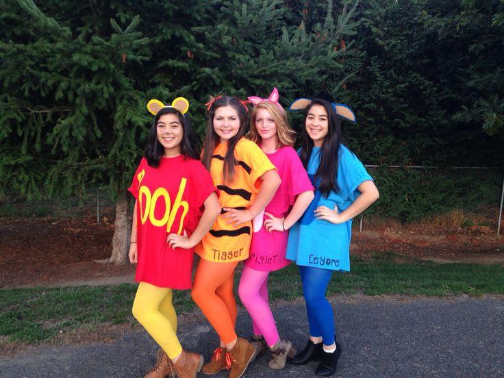 Best ideas about Winnie The Pooh Costume DIY . Save or Pin DIY Winnie the Pooh and friends costume Under $15 each Now.