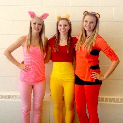 Best ideas about Winnie The Pooh Costume DIY . Save or Pin 30 DIY Halloween Costume Ideas Now.