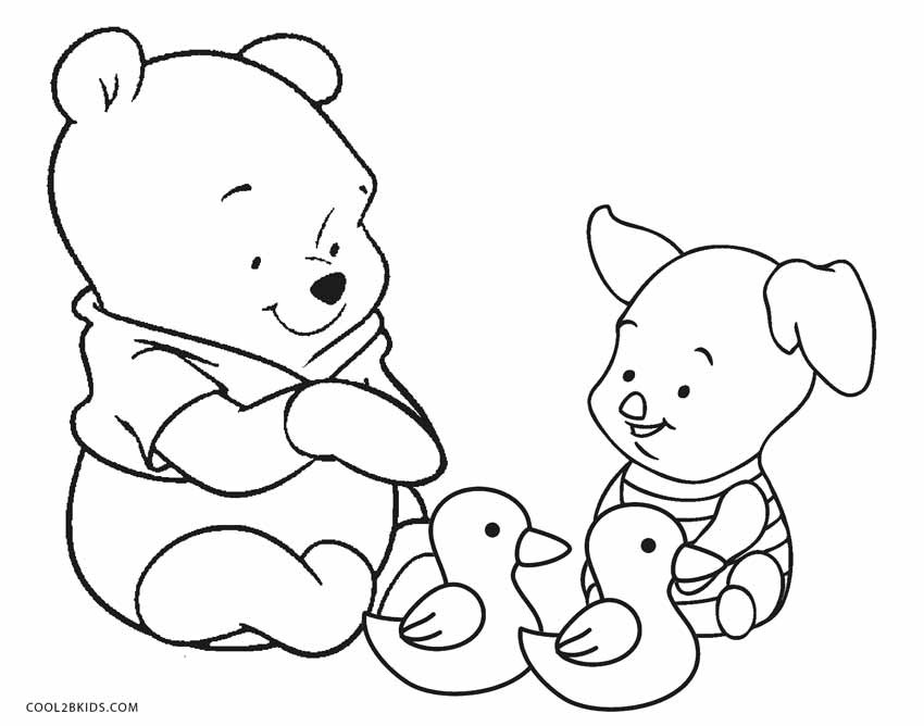 Best ideas about Winnie The Pooh Printable Coloring Pages . Save or Pin Free Printable Winnie the Pooh Coloring Pages For Kids Now.
