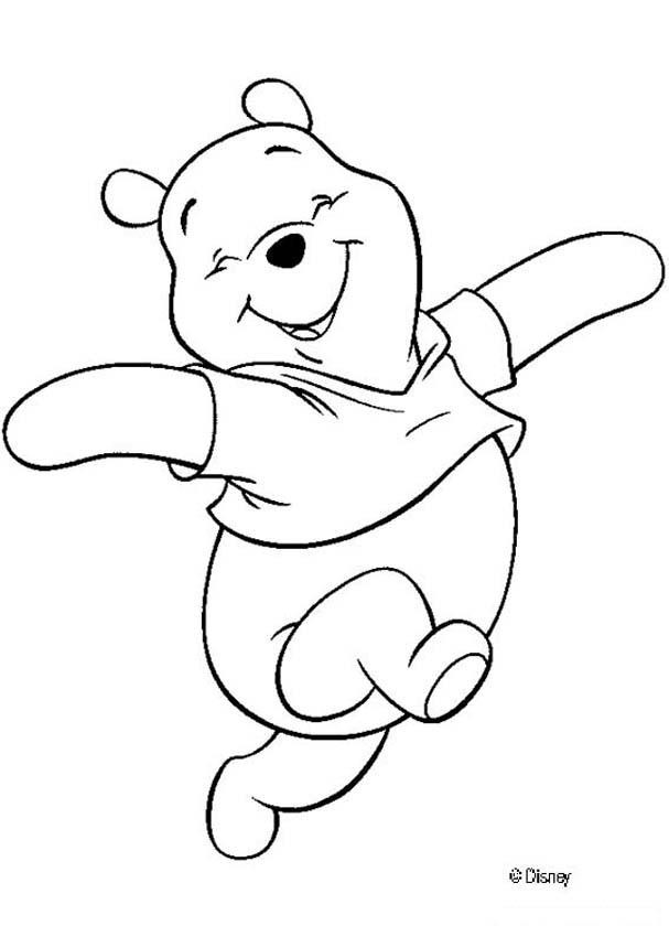 Best ideas about Winnie The Pooh Printable Coloring Pages . Save or Pin Winnie the pooh coloring pages Hellokids Now.