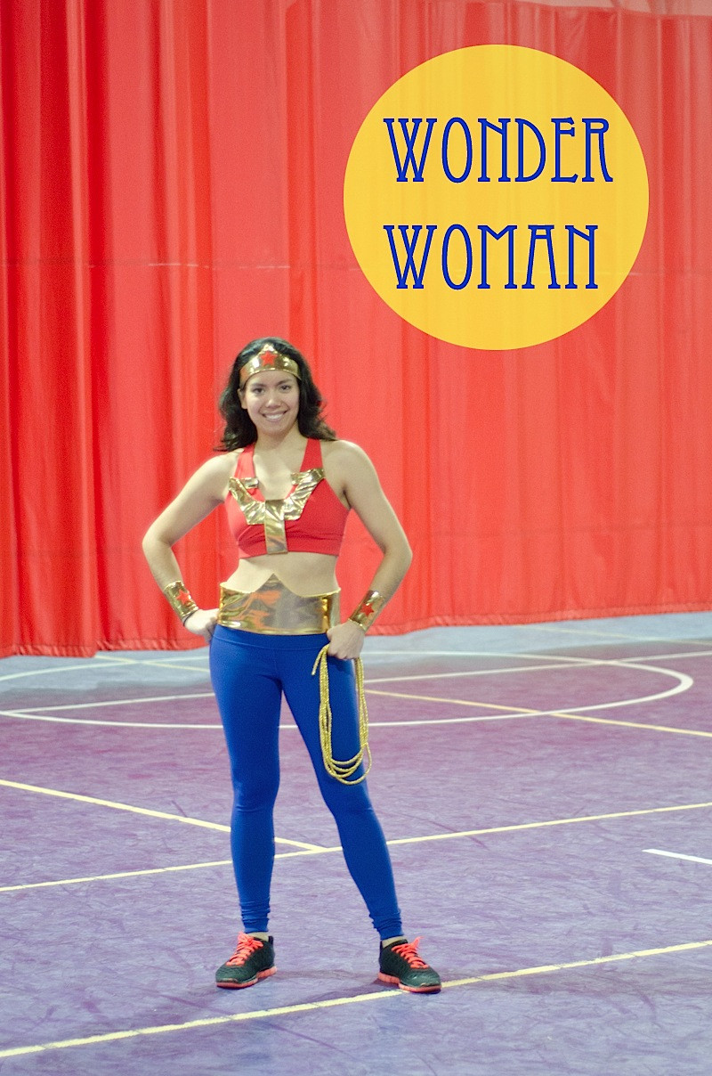 Best ideas about Woman Costume DIY . Save or Pin My DIY Wonder Woman Costume The Chic Life Now.