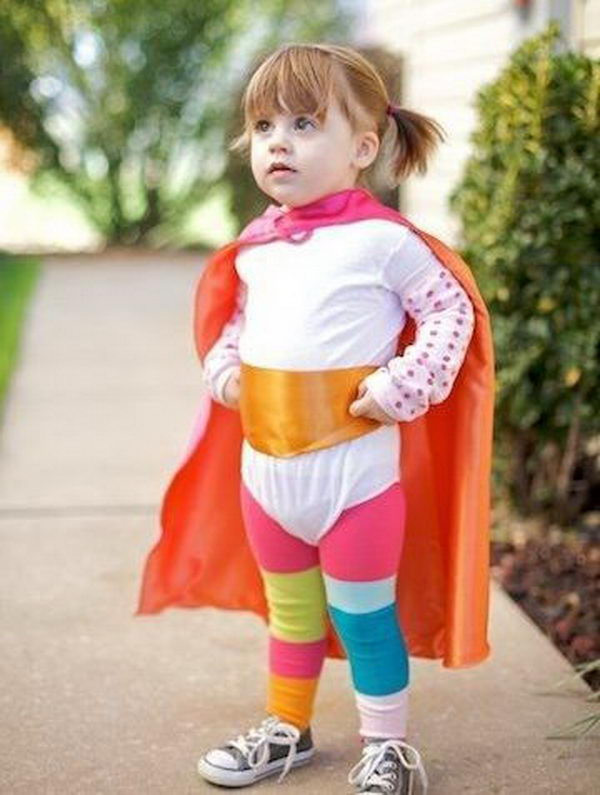 Best ideas about Woman Costume DIY . Save or Pin 50 Creative Homemade Halloween Costume Ideas for Kids Now.