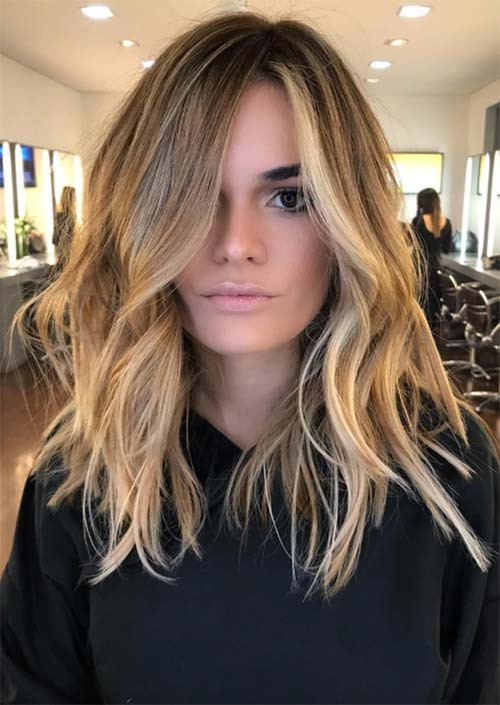 Best ideas about Women'S Shoulder Length Hairstyles . Save or Pin 51 Medium Hairstyles & Shoulder Length Haircuts for Women Now.